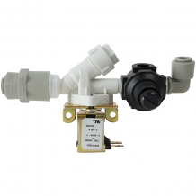 SOLENOID, 'Y' STRAINER & REGULATOR ASSY / KIT FOR BOTTLE FILLER