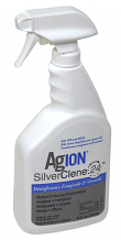 SILVERCLENE24 24 OZ SPRAY BOTTLE
