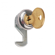 LOCK & KEY FOR DISPENSER DOOR