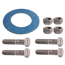 "1-1/4"" FLANGE BOLT & GASKET KIT"