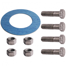 "2-1/2"" FLANGE BOLT & GASKET KIT"