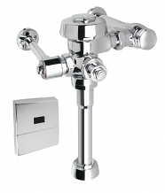SENSOR URINAL FLUSH VALVE - MECHANICAL OVERRIDE 1.0 GPF