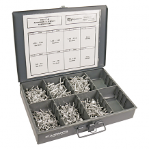 ALUMINUM SEX RIVET KIT