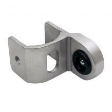 S/S STRIKE & KEEPER FOR CONCEALED LATCH