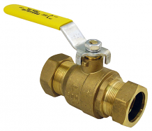 "1"" BRONZE COMP BALL VALVE"