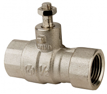 "EYEWASH 1/2"" STAY-OPEN BALL VALVE"
