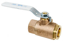 "3/4"" IPS BRONZE BALL VALVE"