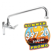 "ADD-ON FAUCET W/ 12"" SPOUT"