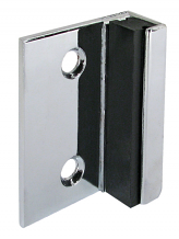 STRIKE & KEEPER CP FOR ANY THICKNESS OR MATERIAL - USED W/SLIDE LATCH