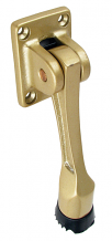 HEAVY DUTY SOLID BRASS DOOR STOP