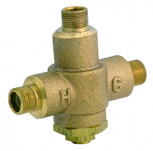 "LF 3/8"" COMP THERMOSTATIC MIX VALVE"