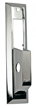 LOCKER DIE CAST CHROME STATIONARY HANDLE