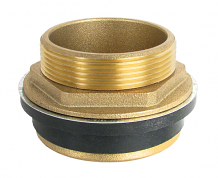 SPUD ASSEMBLY - BRASS - 2""