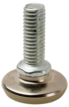 MACHINE SCREW GLIDE - 3/8-16 X 1 STEM