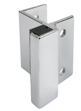 CP STRIKE & KEEPER - USED WITH SLIDE LATCH - FOR OUTSWING DOOR FOR LAMINATE ONLY