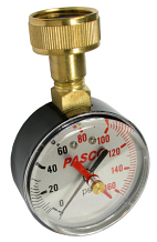 LAZY HAND WATER TEST GAUGE