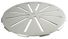 S/S ADJUSTABLE FLOOR DRAIN COVER
