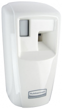 AIR FRESHENER DISPENSER-WHITE-PROGRAMABLE