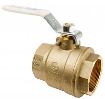 "2"" IPS BRONZE BALL VALVE"