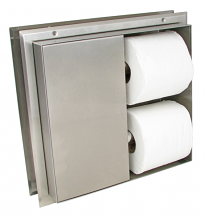 TOILET TISSUE DISPENSER MULTI-ROLL PARTITION MT