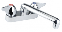 "4"" FAUCET W/6"" SWING SPOUT-COMMERCIAL"