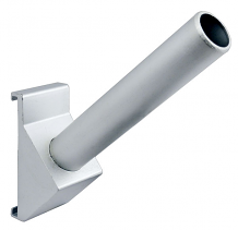 "FLAGPOLE HOLDER FOR 2"" MAP RAIL"
