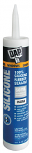 CLEAR SILICONE SEALANT - 10 OZ