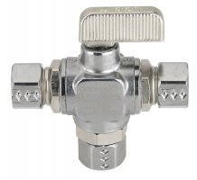 ANGLE STOP VALVE (BALL TYPE) REPAIR - 3/8 OD X 3/8 OD
