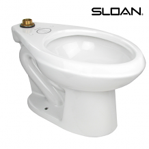 FLOOR MOUNTED 1.1 GPF TO 1.6 GPF UNIVERSAL TOILET