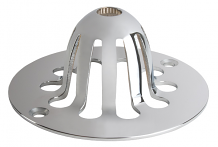 URINAL BEEHIVE STRAINER TOP W/SCREWS