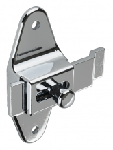 OFFSET BAR SLIDE LATCH W/ MT SCREWS