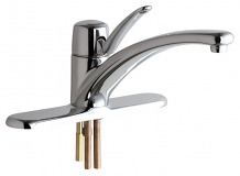 HD SINGLE HANDLE KITCHEN FAUCET