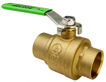 "1-1/2"" CXC FULL PORT BALL VALVE"