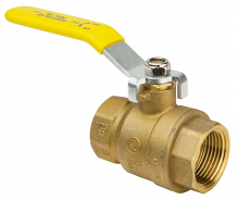 "1"" IPS FULL PORT BALL VALVE"