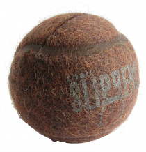 MEDIUM SLIPPER (BALL) GLIDE-BROWN