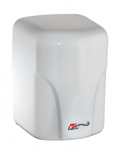 120V WHITE HI SPEED HAND DRYER