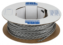 "ZIPPER PILE WEATHERSTRIP (100' ROLL, .300"" BACKING)"