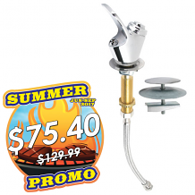 RETRO BUBBLER UNIT - LEAD FREE