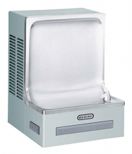 WALL MT DRINKING FOUNTAIN-LIGHT GRAY