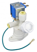 SOLENOID VALVE FOR FOUNTAIN LESS CARTRIDGE