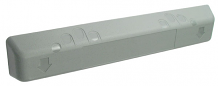 GRAY CENTER FOUNTAIN PUSHBAR
