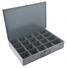 LG 20 COMP STEEL STORAGE CASE