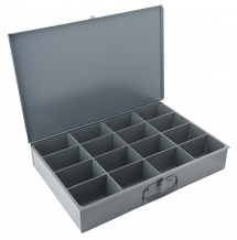LGE 16 COMP STEEL STORAGE CASE