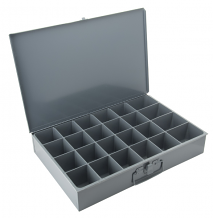 LG 24 COMP STEEL STORAGE CASE