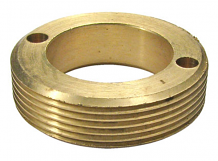 BUBBLER RETAINING NUT - BRASS