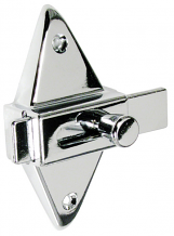 UNIVERSAL SLIDE LATCH W/ SCREWS