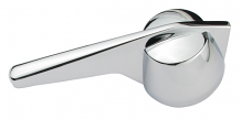 HANDLE CHROME SINGLE LEVER
