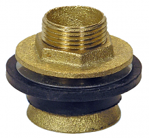SPUD ASSEMBLY - BRASS - 3/4""