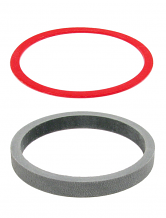 "SPUD COUPLING GASKET KIT - 1-1/2"" FOR CLOSET"