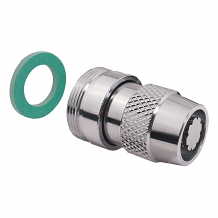 INSTITUTIONAL MALE THREAD VP SHOWER HEAD INSERT 2.5 GPM